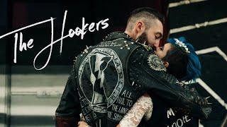 """""""The Hookers"""" Punk Rock Vegas Elopement"""