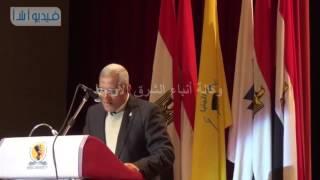 بالفيديو :  دار العلوم  جامعة المنيا  تنظم