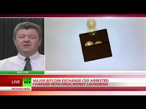 Bitcoin War News - Major Bitcoin Exchange CEO Arrested Charged With Drug Money Laundring