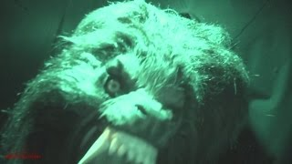 An American Werewolf In London (Nightvision HD) Halloween Horror Nights 2014 Universal Studios