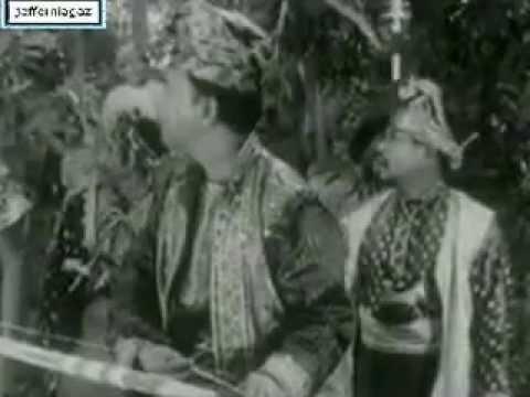 OST Dayang Senandong 1965 - Sayang Sinandong - Saloma