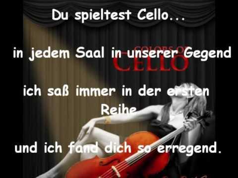 Udo Lindenberg Cello (feat. Clueso) [MTV Unplugged Radio Version]