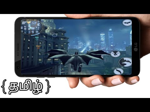 BATMAN The Dark Knight Rises - Game On Android - Tech 3 Tamil