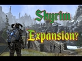 ESO: Possible Skyrim Expansion in 2018? Speculation, Zones, Story, and more!
