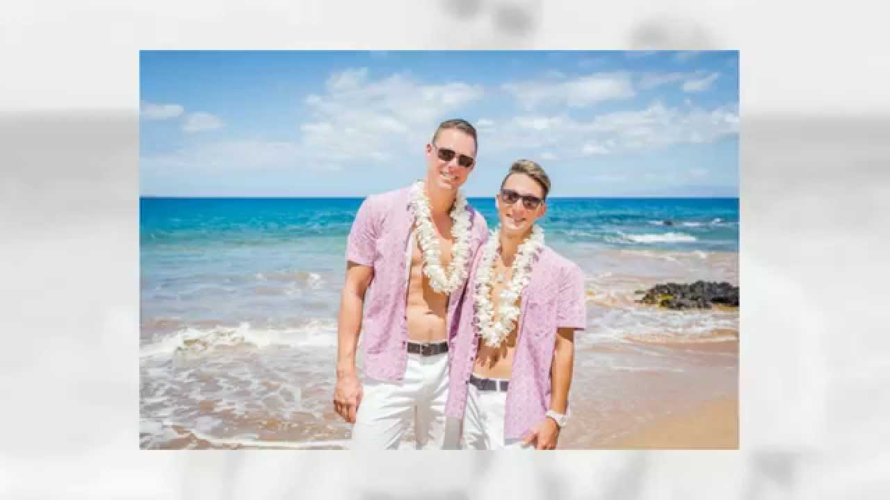 Lesbian And Gay Maui Weddings