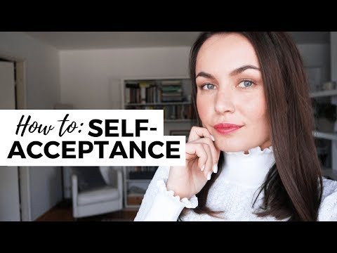 SELF-ACCEPTANCE & Self-Empowerment // Eating Disorder Recovery