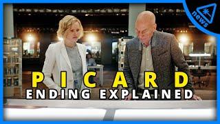 [SPOILERS] Star Trek: Picard's Episode One Ending Explained! (Nerdist News w/ Dan Casey)
