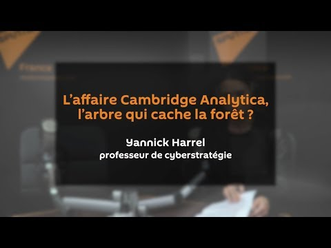 L'affaire Cambridge Analytica, l'arbre qui cache la forêt ?