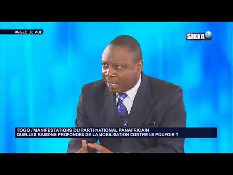 ANGLE DE VUE DU 28 08 17/TOGO/MANIFESTATIONS DU PARTI NATIONAL PANAFRICAIN