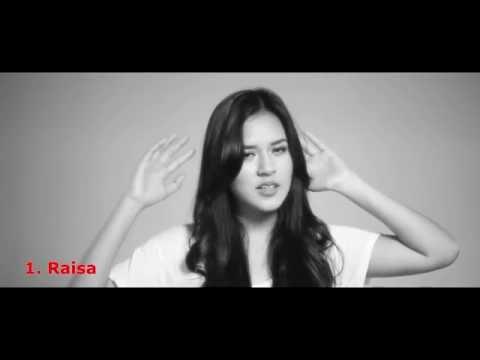 Top 10 Penyanyi Wanita Indonesia Tercantik