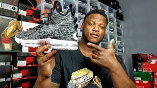 LEBRON 15 'ASHES' ON FEET REVIEW!!!
