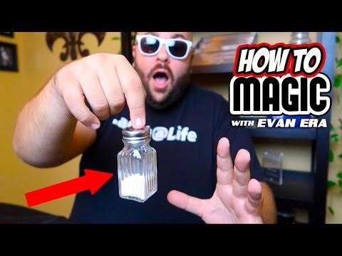 7 FREE Magic Tricks Anyone Can Do!