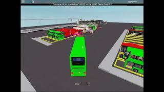 Uomo A95 Torre Transito Bus Servizio 188 2019 Luch Green Roblox