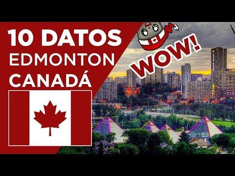 10 Curiosidades sobre Edmonton - Conoce Canadá