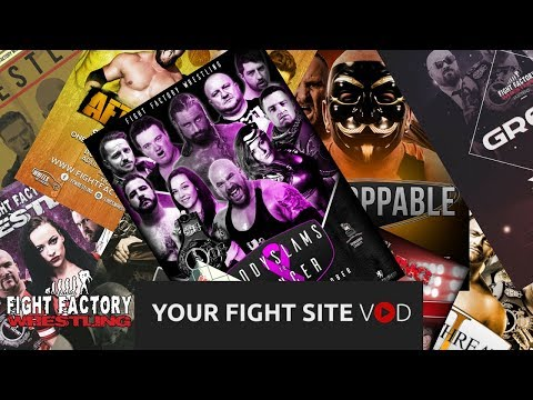 ON DEMAND - Fight Factory Wrestling thumbnail