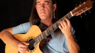 Spanish Harlem - Fingerstyle Guitar - Michael Chapdelaine