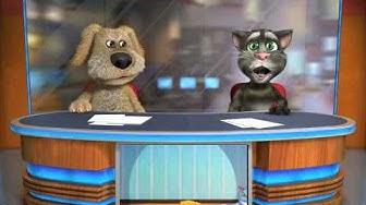 Talking Tom & Ben News Gotteron Allez Allez Allez