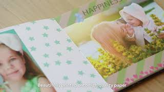 How to create your own Personalized Photobook