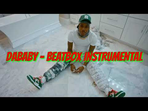 "Dababy – Beatbox(Official Instrumental)""Freestyle"""