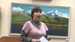 АГ.. Головатовские чтения. Елена Князева о поездке к Головатому