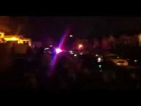 University of Dayton st. patrick's day riot