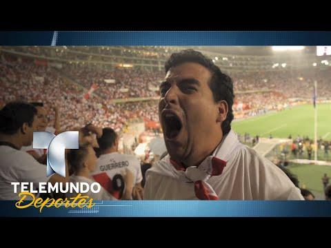Emotivo video de la hinchada hacia la selección de Perú