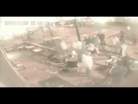 Full surveillance video form Barley House Cleveland - FaZe Banks -  Alissa Violet - Enhanced
