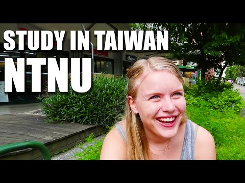 Study Chinese in Taiwan   NTNU National Taiwan Normal University 外國人在台灣學中文 師大