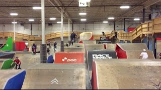 Lil Pros Tour Canada - Joyride 150 Indoor Bike Park - Toronto, Ontario(Only the best riders in the world come from the best parks in the world, and Canada's Joyride 150 stands among the very top of them. 102000 square feet ..., 2015-09-09T13:45:36.000Z)