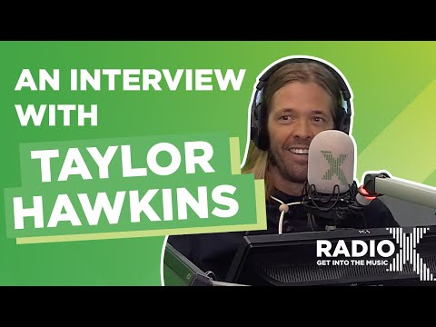 """Taylor Hawkins on """"jerk"""" Noel Gallagher, Foo Fighters, and solo music 