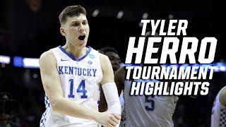 Tyler Herro: 2019 NCAA tournament highlights
