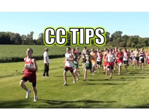 Cross Country Tips