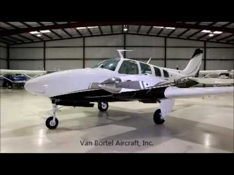 N40JB  1973 Beech Baron 58 For Sale at Trade-A-Plane com