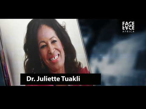 Faces of Black History: Dr Juliette Tuakli, first African female pediatrician at Harvard.