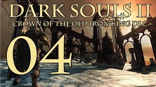 Dark Souls 2 Crown of the Old Iron King - Walkthrough Part 4: Iron Passage and Blue Smelter Demon