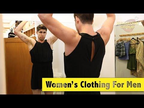 No Girls Allowed: Women's clothing designed for men