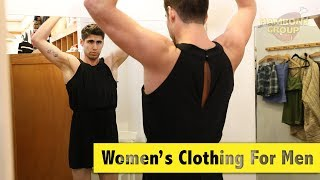 No Girls Allowed: Women's clothing designed for men