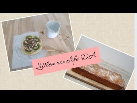 [organisation-maison]-recette-pancake-||-recette-gÂteau-au-citron-et-pavot-||-moone's-life