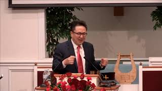 ICC WORSHIP SERMON(Sunday IM) 2/9/2020 'The God of Miracles'  (Mark 8:1-10) Pastor John Lee
