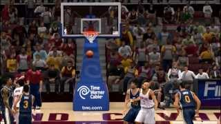 Kyrie Irving Crossover Trey Burke | NBA 2K14 PC | For NLSC Top 10