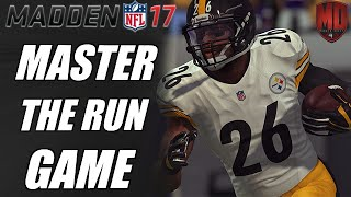 MADDEN 17 RUNNING TIPS | MASTER THE NEW RUN GAME!