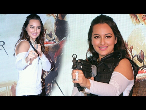 Sonakshi Sinha Launches India's First Haptic Gaming Experience For 'Resident Evil'
