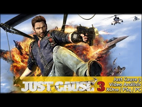 Just Cause 3 | Análisis español GameProTV