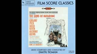 The Guns Of Navarone | Soundtrack Suite (Dimitri Tiomkin)