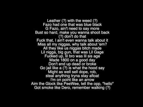G Herbo - Eastside Story (Official Audio + Lyrics)