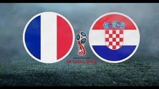 Dünya Kupası Final | Hırvatistan x Fransa | Muhteşem Goller