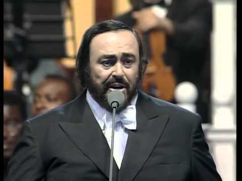 1996 Pavarotti, Luciano and Eric Clapton - Holy Mother