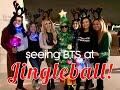 VLOG Seeing BTS at JINGLEBALL!