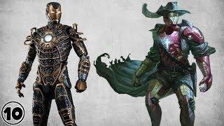 Top 10 Alternate Versions Of Iron Man – Part 4