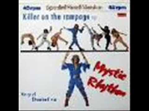 Mystic Rhythm - Killer On The Rampage